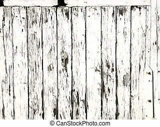 Picket fence - White picket fence, can be used as background