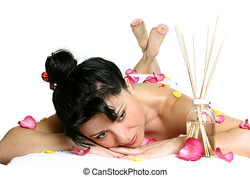 Aroma Massage - The best way to health is to have an...