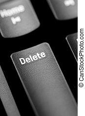 delete - black, business, computer, control, ctrl, del,...