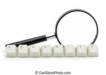 sicurezza,  computer, scansione
