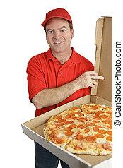 Fresh Pizza Delivered