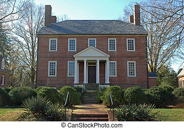 Kenmore - Home of Betty Washington Lewis - Fredericksburg,...