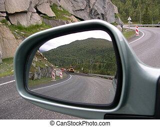 Road Work in Norway