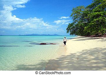 Andaman Beach VI - Andaman beach while high noon