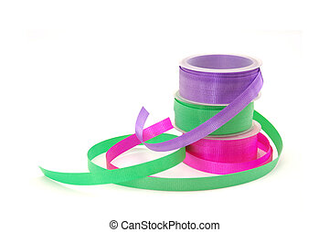 curved ribbon