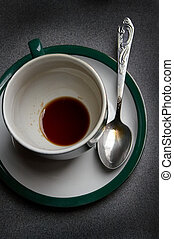 cup and the spoon
