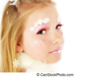 Beautiful Winter Tween - Beautiful tween girl in winter...