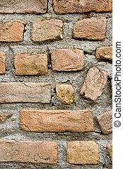 brick - texture background bricks