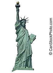 "Liberty 10A - Lady Liberty - \""Liberty Enlightening the..."
