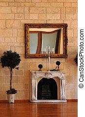 Stylish interior - Beautiful stylish and expensive interior...