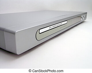 DVD player - 3 - Slim Silver Single DVD player Slim Silver...