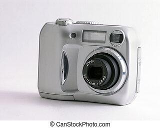 Digital Camera - 2 - Silver Point Shoot Digital Camera...