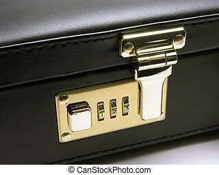 leather briefcase - 4
