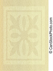 wood background - illustration of wood oak background with...