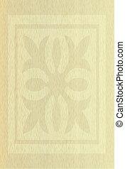 wood background - illustration of wood oak background with...