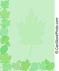fall leaves - Seasonal spring leaves background appropriate...