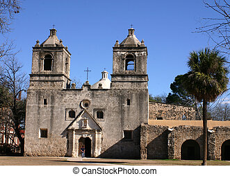 Mission Concepcion San Antonio - Mission Conception in San...