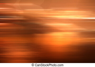 Abstract Background with Motion Blur and Colors