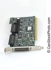 SCSI Card - A generic scsi card for a computer or server