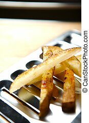 french fry potatoes