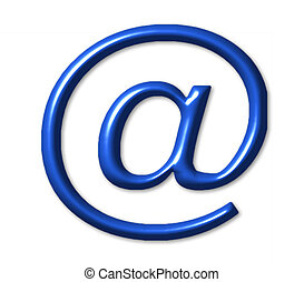 at_blue - communication; email; internet; letter; mail;...