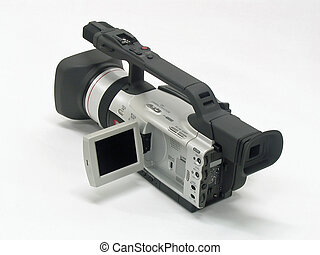 Video Camera 2 - This is a picture of a modern video camera...