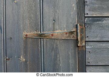 shed hinge