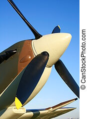 Spitfire Engine - Supermarine Spitfire, World War Two, Royal...