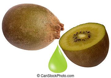 Stock image of Kiwi