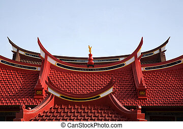 Chinese roof 2