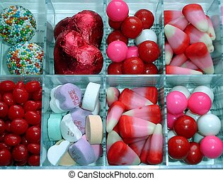 Valentine Candy Asso - A beautiful assortment of valentine...