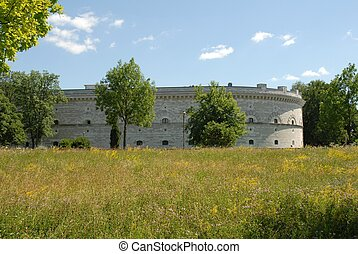 Fortress Reduit Tilly Festung Reduit Tilly Germany Bavaria...