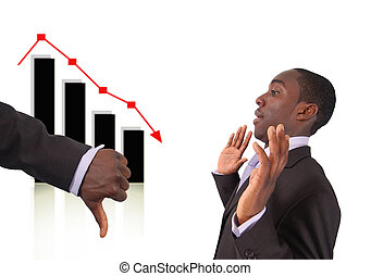 Accountable Losses - This is an image a hand with thumbs...