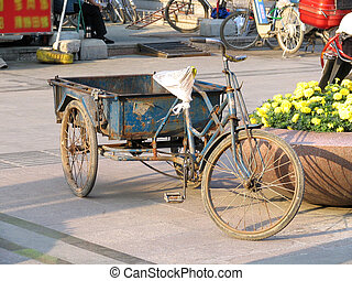 Old Byke - Chinese Bicycle