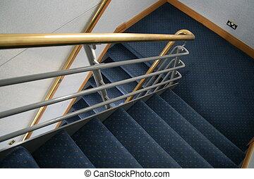 Commercial Stairwell - Commercial Staircase