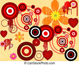 Abstract design  -  Abstract vector design elements