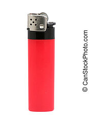 Cigarette Lighter with white background