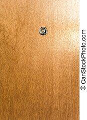 Door hole