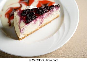 Cake - Cheese