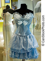 Shopping mall - Special occasion dresses shopping in the...