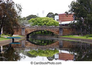 Parramatta River at Parramatta