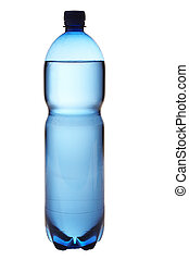 Water bottle - Isolated water bottle
