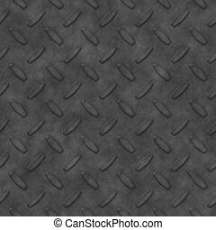 grey diamond plate - Steel diamond plate pattern - you can...