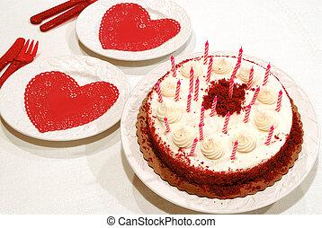 Valentine Birthday Party