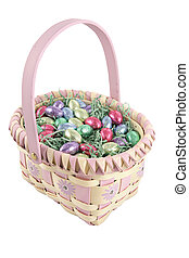 Easter Basket with Path