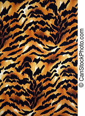 Animal  Background - Tiger Animal Print Background