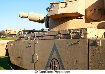 Centurion Tank - British Centurion Mk5 AVRE 165 Tank