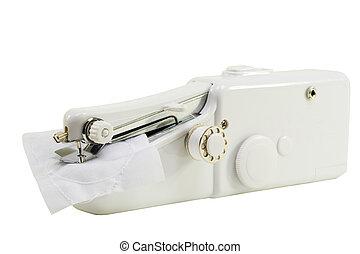 Cordless Handheld Sewing Machine - Cordless handheld sewing...