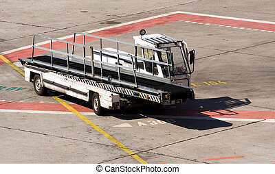 Conveyor belt cart concept: Reliable technology, economy and...