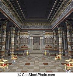 Temple - 3D Render